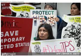 Honduras lamentaría el fin de la protección de los inmigrantes en los Estados Unidos