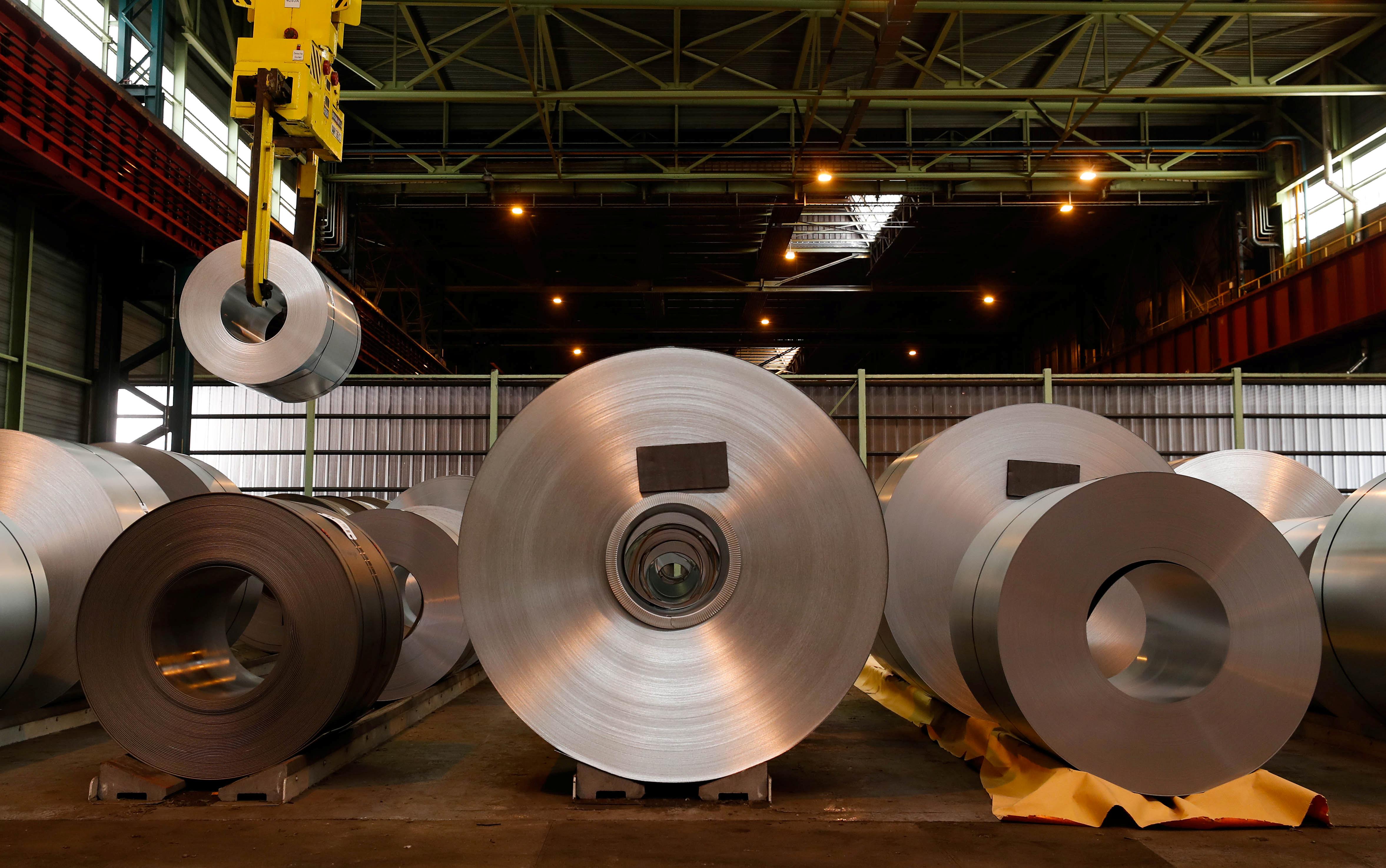 Aceros y aluminios