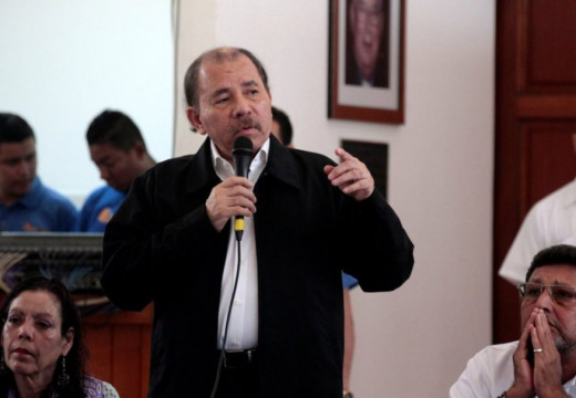 The employers of Nicaragua break with Ortega