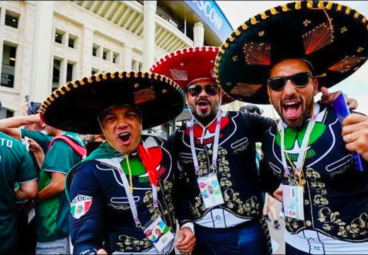 Soccer team asks fans to resist 'puto' chant as FIFA investigates