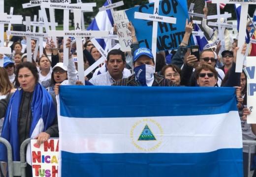 La OEA condena las matanzas y piden adelantar elecciones en Nicaragua