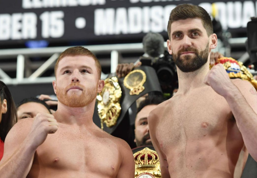 Canelo Alvarez vs. Rocky Fielding: Fight time, watch online, date, live stream on DAZN, card