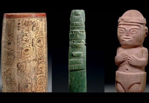 Bolivia to receive archaeological pieces belonging to it