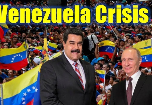 Russia and key allies vow to stand by Maduro in Venezuela crisis
