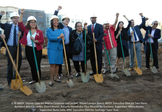 MISSION POSSIBLE: New SF building demonstrates that it is possible to build 100 por ciento affordable housing