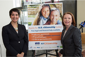 NPNA calls on eligible low-income immigrants to apply for citizenship as soon as possible