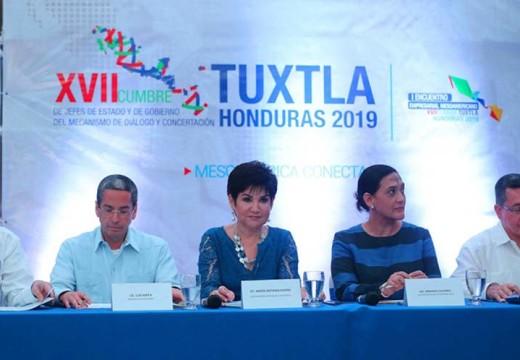 Honduras will host Tuxtla Summit for the first time