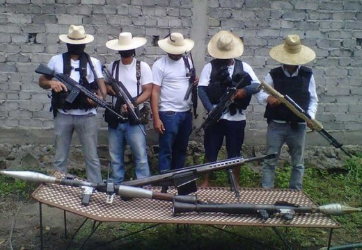 6 years after citizens rose up in arms, it's even worse now in Michoacán