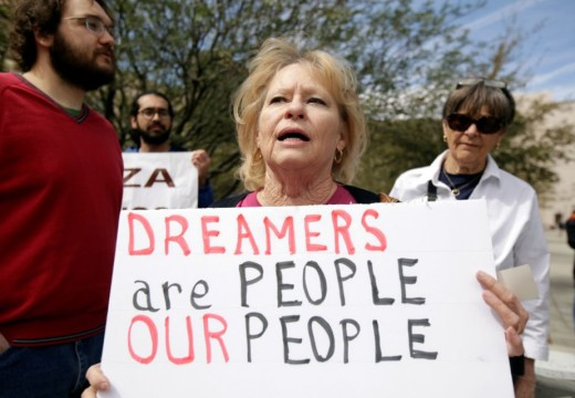 Bill to protect 'dreamers' and offer a path to citizenship passes the House