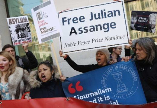 Top US specialist on international law: with Assange, 'torture' is accurate