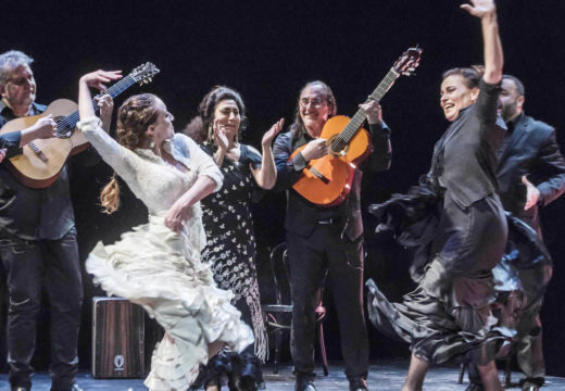 A Latino folktale about how death brings meaning to life, Soledad Barrio and Noche Flamenca, Mariachi Sol De Mexico a Merry-Achi Christmas, Son Luna y Jóvenes Zapateadores with ¡Vivelo!
