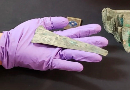 US returns 3,500 copper coins to Mexico used more than 500 years ago