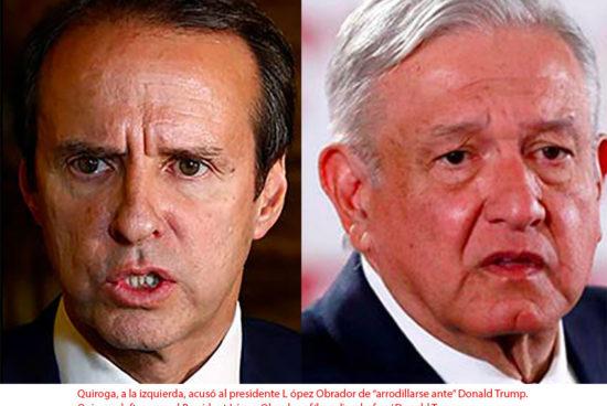Mexico-Bolivia tiff heats up: AMLO a 'cowardly thug,' says ex-president