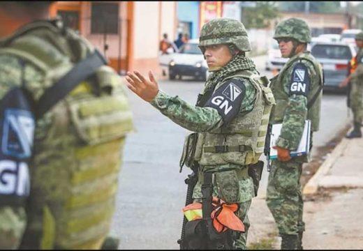 La Guardia Nacional de México tiene 70,000 soldados y alcanzará 140,000