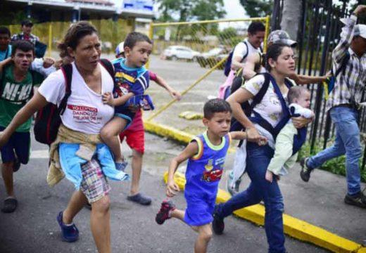 Over 240,000 people displaced in Honduras