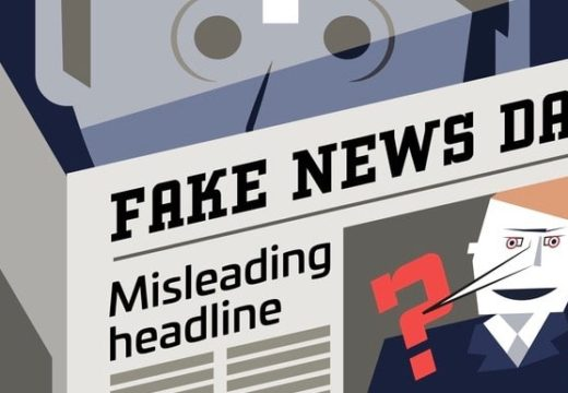 Fake news from mainstream media: 10 basic forms