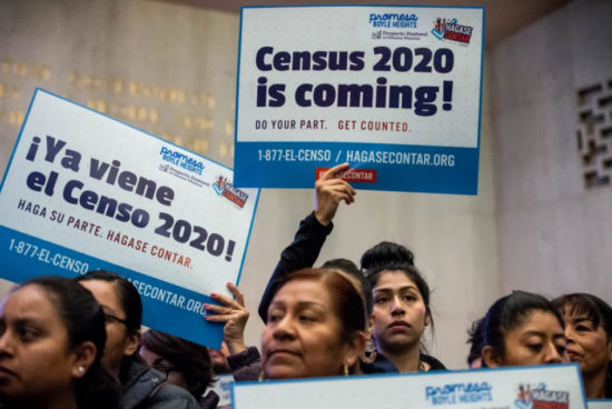 Leaders say without census data we're invisible and disenfranchised