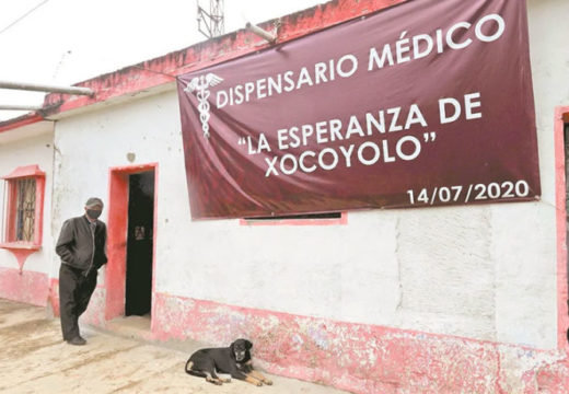 A LESSON TO LEARN IN THE US: Through residents' own initiative, Puebla town has its first doctor