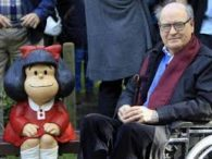 Quino, the creator of Mafalda, dies