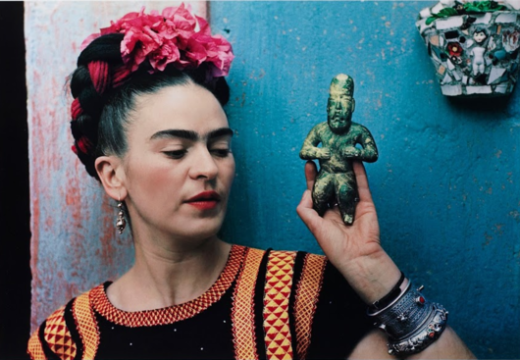 De Young Museum Reopens With Frida Kahlo Exhibit