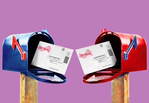 Vote-by-mail fail: When a ballot arrives that isn't for you
