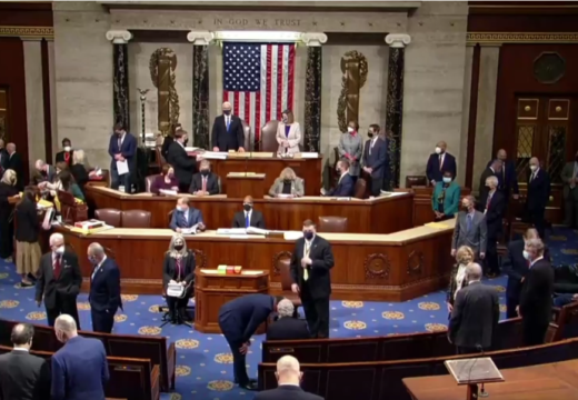 House Electoral College vote certifies Biden as the next president