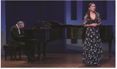 The SJ Opera collaborates for the recital Latina Composers