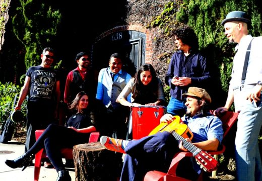 Sang Matiz performs as a 7-piece force with a blast of Afro-Latin and Tropical rhythms!