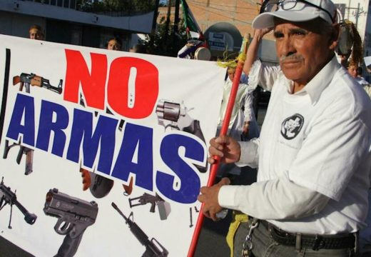 Mexico sues 11 US gun makers over illegal flow of weapons across border