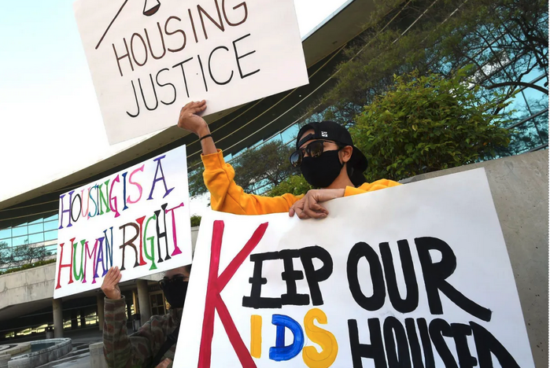 Contractor's deal on California rent relief gets more lucrative
